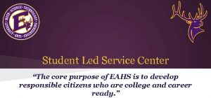 Icon of Student Led Service Center