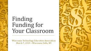 Icon of FindingFundingForYourClassroom-SylviaTiala
